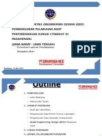 Presentasi Pendahuluan ASDP Citanduy