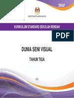 DSP Dunia Seni Visual Tahun 3
