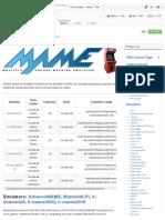 MAME · RetroPie_RetroPie-Setup Wiki