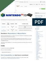 Nintendo 64 · RetroPie_RetroPie-Setup Wiki