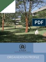 Une p Organization Profile