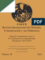 Cauce 38 2015