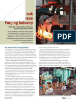 An Inside Look at the Chinese Forging Industry