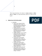 BIOQUIMICA-PROYECTO- hipercolesterolemia