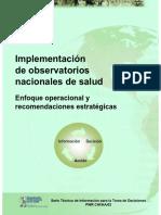 Observatorios Nacionales de Salud_final