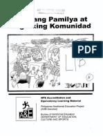 AKO ANG PAMILYA ANG AKING KOMUNIDAD.PDF