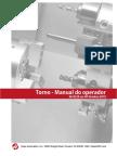Manual Torno Mecânico (PT)