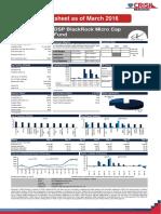 DSP BlackRock Micro Cap Fund CP