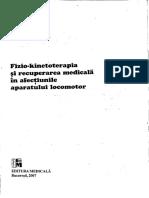 Docfoc.com-224696367 Jaroslav Kiss Fiziokinetoterapie Si Recuperare Medicala in Afect AP Locomotor