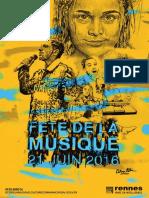 Fête de la musique à Rennes