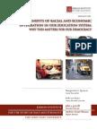 Benefits Racial Econ. Integration