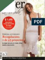 Tejer La Moda - 63 - Especial Aniversario