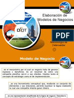 Elaboracion de Modelo de Negocios