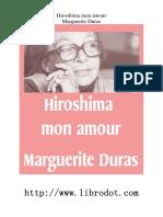 DURAS,Marguerite. Hiroshima mon amour.pdf