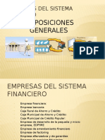 Empresas Del Sistema Finaciero