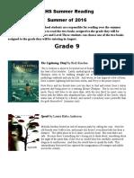 ephs summer reading  1