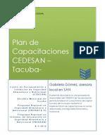 Plan de Capacitaciones ejemplo_SAN