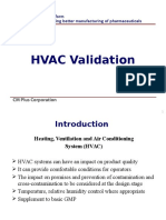 HVAC Validation