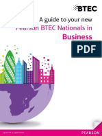 A Guide to Your New BTEC Nationals in Business