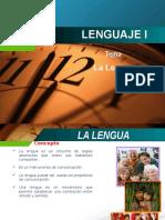 Lexico, Fonética y Morfología
