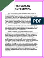 PERNYATAAN PROFESIONAL.doc