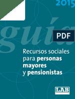 Guía pensionistas