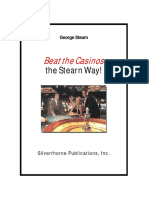 Beat Casinos the Stearn Way