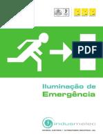 Iluminação Emergência - catálogo