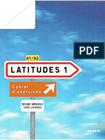 Latitudes 1 - Cahier d'Exercices