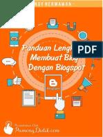 Panduan Lengkap Membuat Blog Dengan Blogspot_Pamong Didik