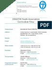 ONESTIN Youth Association - Curriculum Vitae