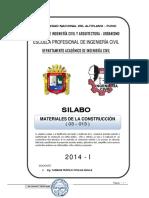 Silabo MC 2014-I