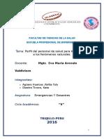 Monografia de Emergencia