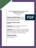 Marco de Trabajo 2da Edicion - 2010