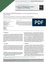 Jurnal 2- Nonsyndromic Familial Agenesis