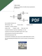 HYSYS- Simulation en Régime Statique et dynamique