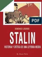 Doménico Losurdo - Stalin, historia y crítica de una leyenda negra.pdf
