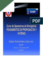 Antenas y Propagacion