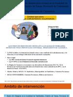 PROYECTO DESNUTRICION- lambayeque