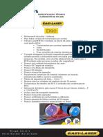 Alinhador de Polias Easy-Laser