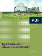 Applied Mathematics in Engineering and Reliability