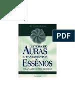 Leitura de Auras e Tratamentos Essenios Terapias de Ontem e de Hoje