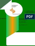 Aplicación de Conocimiento I sobre  Impacto Vial