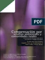 Compensación Por Servicios Ambietnales y Comunidades Rurales