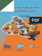 Resultados VI Censo de Población v de Vivienda 2007