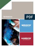 5.- Soldadura Aceros Weldox Hardox