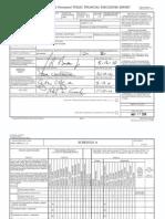 Vice President Joe Bidens 2009 Financial Disclosure