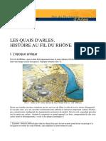 Quais Rhone Arles Exposition 2009