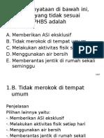 Soal Kesmas MRF