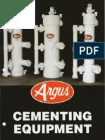 Argus Cement Equip